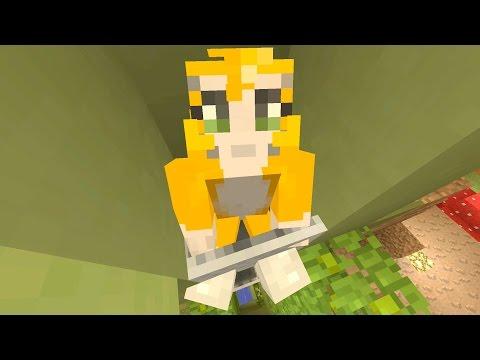Minecraft Xbox - Cave Den - Giant Beanstalk (70)
