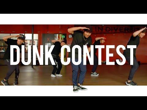 Magic Bird - Dunk Contest | Choreography With Vihn Nguyen