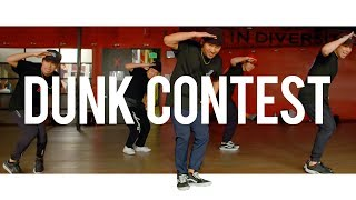 Magic Bird - Dunk Contest | Choreography With Vihn Nguyen