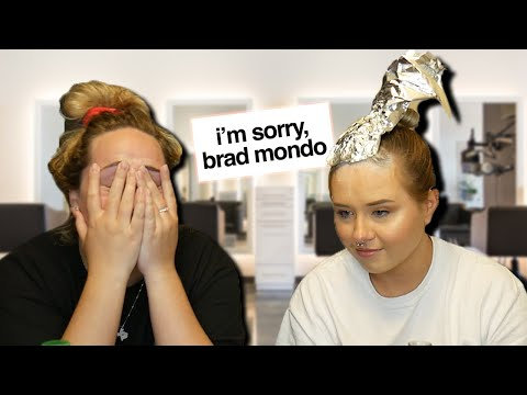 Dying My Hair Like an E-Girl (feat. Brittany Broski) | Sarah Schauer