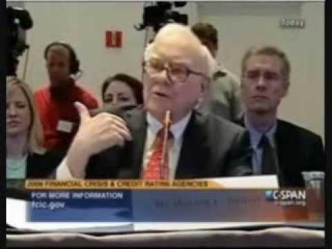 Warren Buffett Comments on Derivatives