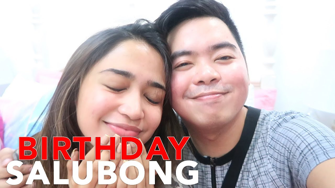 Birthday Salubong After RiVlog Live! (Happy Birthday Riva Quenery)