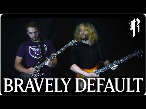 Bravely Default: Serpent Eating the Ground - Metal Cover || RichaadEB