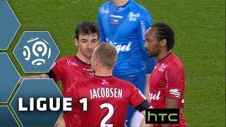 EA Guingamp - Montpellier Hérault SC (2-2)  - Résumé - (EAG - MHSC) / 2015-16