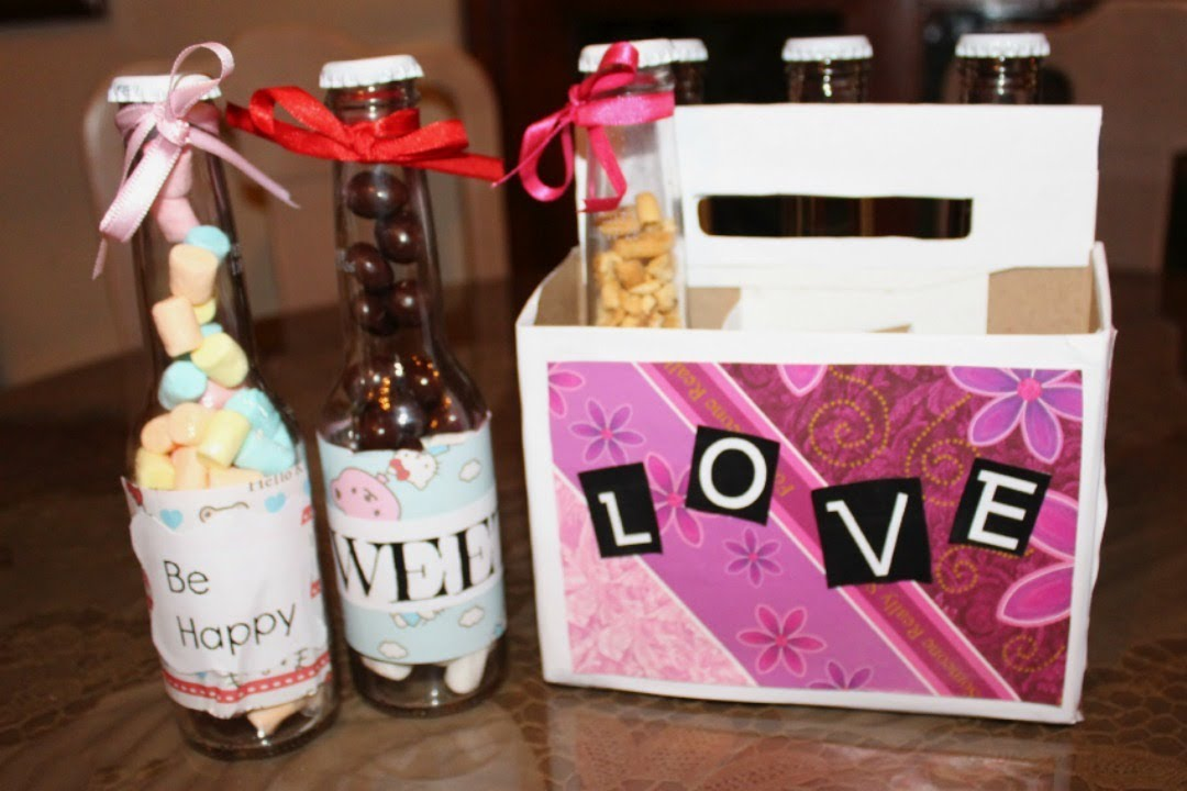 Regalo de san valentin diy youtube - San valentin regalos ...