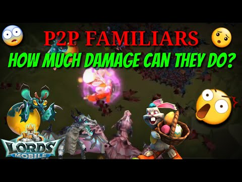 Awoken Familiars Rally! How Bad Can It Be? - Lords Mobile