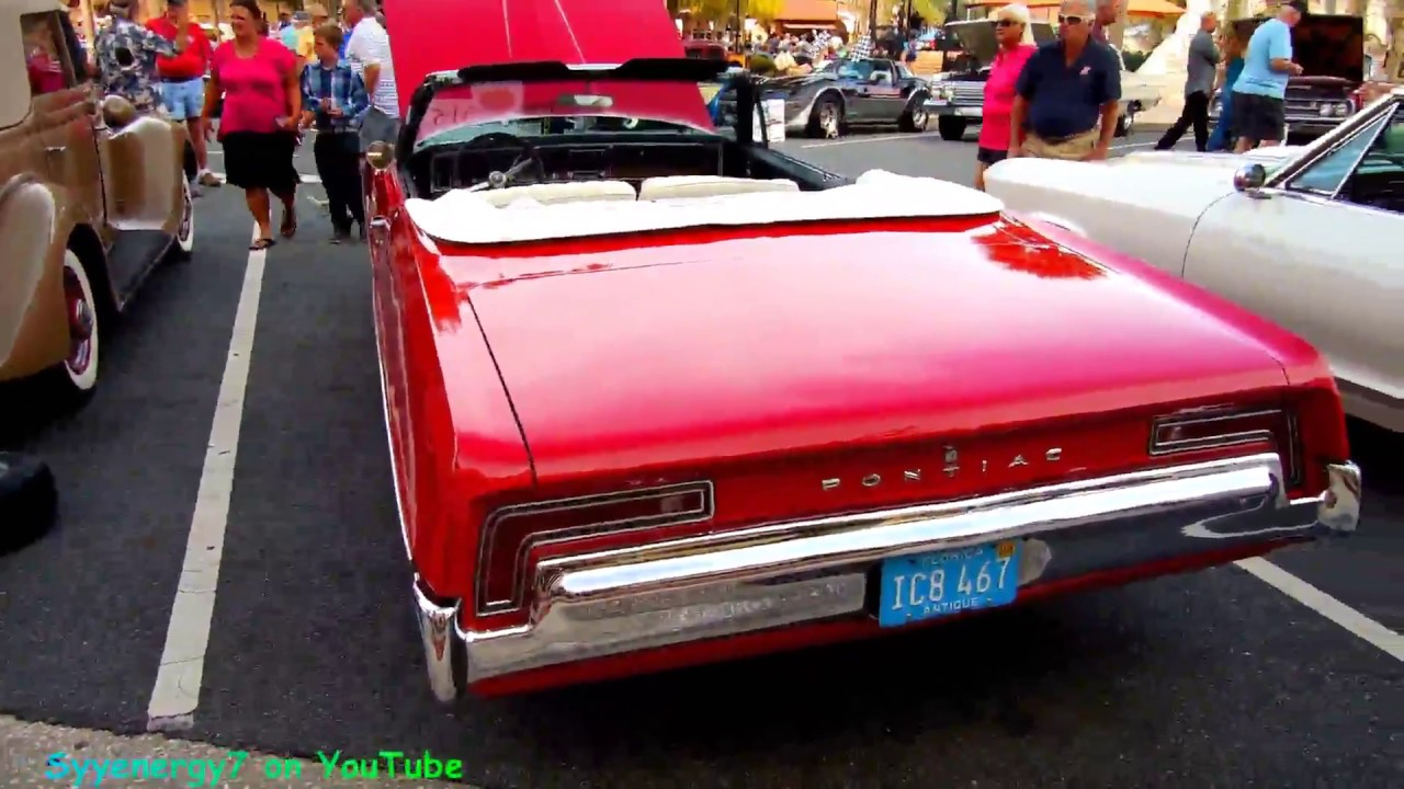 1968 Pontiac Catalina Convertible Youtube