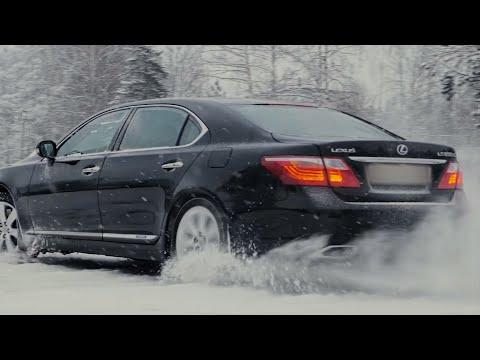 ЖИР от Lexus на БАТАРЕЙКАХ. LS600h с пробегом.