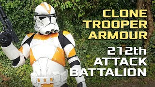 212th Clone Trooper Armour
