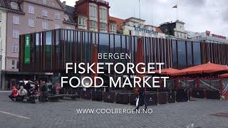 Restaurants in Bergen - Fisketorget Food Hall