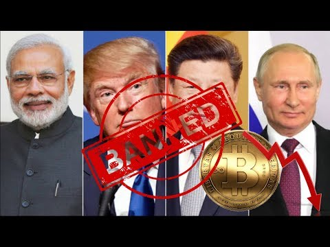World Leaders Wage War On Bitcoin - Crypto Update 07.27.19
