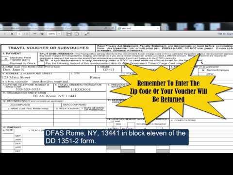 Civilian Relocation Income Tax Allowance (RITA): Part 2 of 3