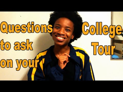 Questions to Ask on Your College Tour