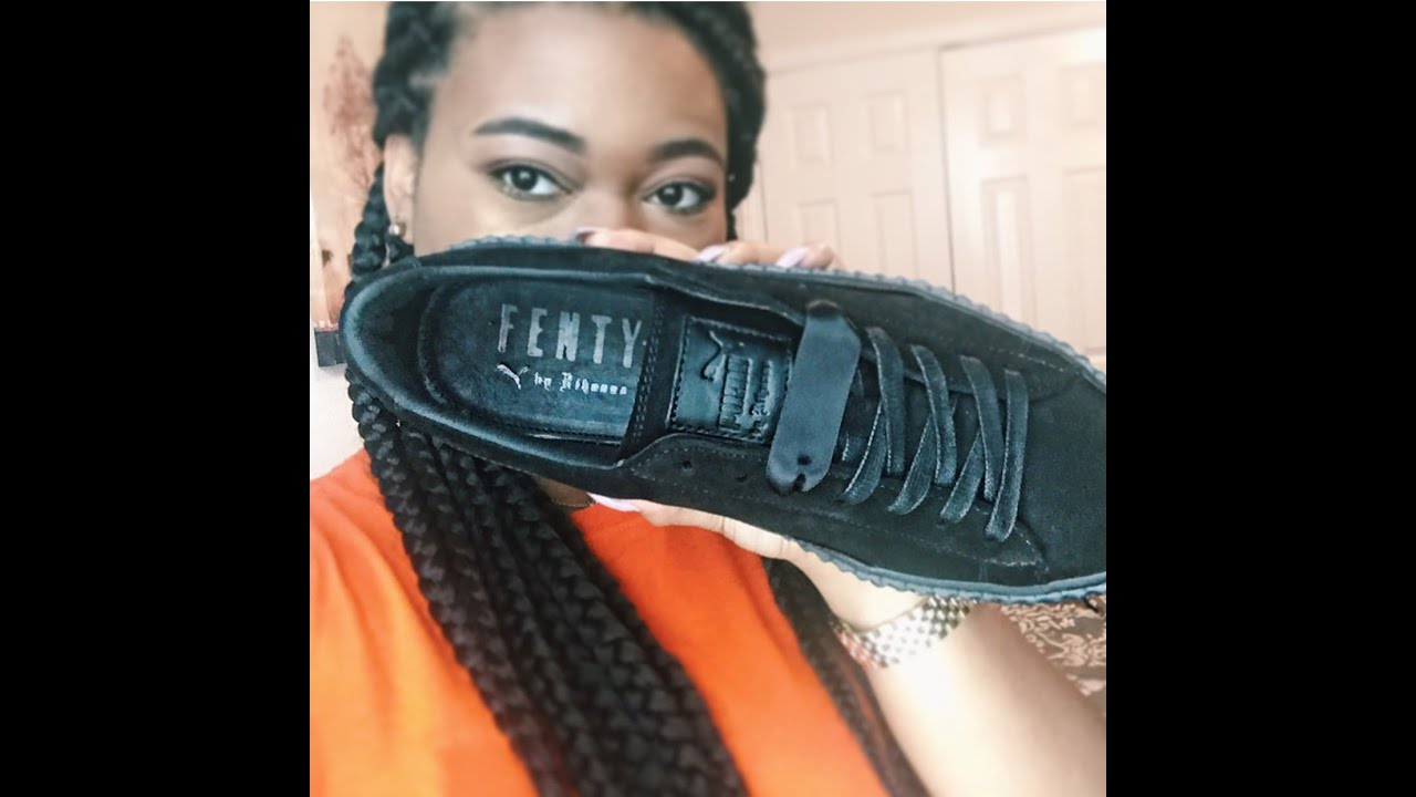fenty puma creeper 2016