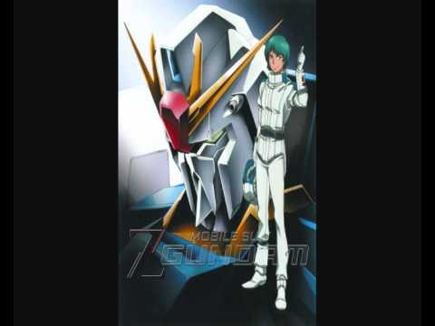 Mobile Suit Zeta Gundam OST 3 Silver Dress