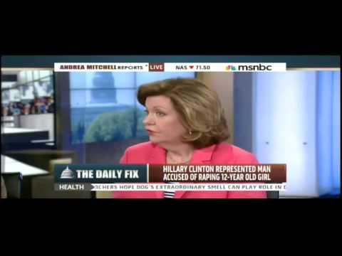 Andrea Mitchell, Karen Tumulty, Susan Page on Hillary Tapes