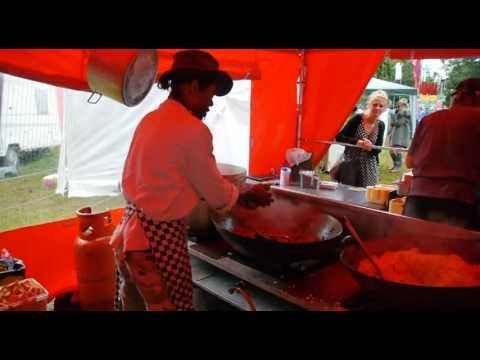 Chillikoko Cuisine at Kendal Calling 2012