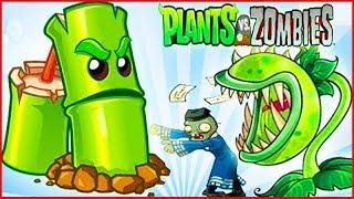 КИТАЙСКАЯ версия Растения против зомби  от Фаника plants vs zombies 2 chinese version