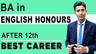 Anglais Honneurs Meilleure Carrière Après 12 | Baccalauréat en anglais | #11 | CRÉER VOTRE IDENTITÉ