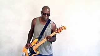 Mother Popcorn/Make It Funky - James Brown (Bass Cover)