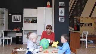 Чтение по складам для детей 2-3 года