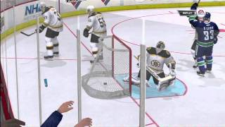 Demo Time!: NHL 12 Demo - Gameplay Commentary (Part 1 of 2)