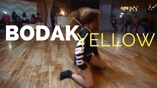 Cardi B- Bodak Yellow Choreography by Trinica Goods