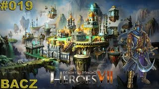 Might & Magic: Heroes VII Akademia Gameplay HD #019 PL