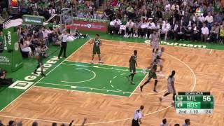 Milwaukee Bucks at Boston Celtics - April 12, 2017