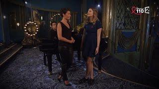 """Louane et Alessandra Sublet chantent """"La Javanaise"""""""