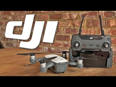 Why I think the DJI Spark Mini Drone is the best value drone on the market today