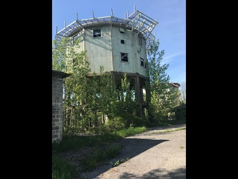 Reclaimed: Episode 1-  Radar Station