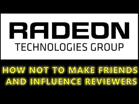 Something Wrong At Radeon