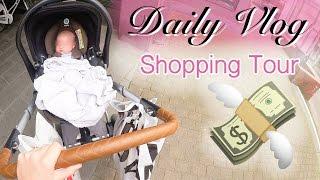 Böse Blicke beim Stillen | Shopping mit Baby | Fashion Haul | Isabeau