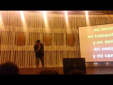 Karaoke en The Grand Mayan Riviera Maya - coleccionista de canciones