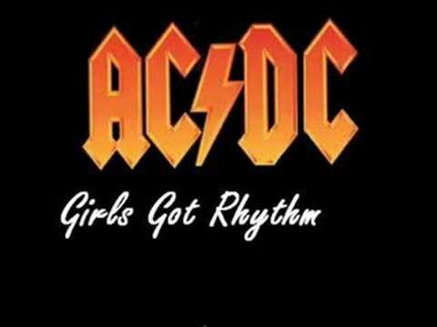 AC/DC Girls Got Rhythm