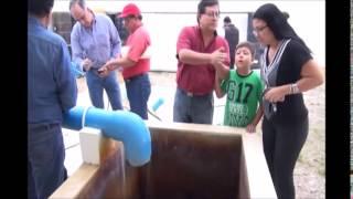 Garantiza Benjamín Robles a colonos de  Tuxtepec su derecho a un agua limpia