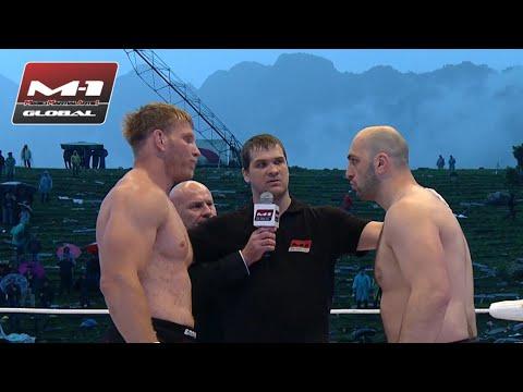 Ударная мощь Алексея Кудина! Бой против Баги Агаева на турнире M-1 Challenge 58