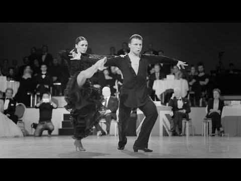 Dorin Frecautanu - Marina Sergeeva, MDA   Diney 2017 - ShowDance Paso Doble