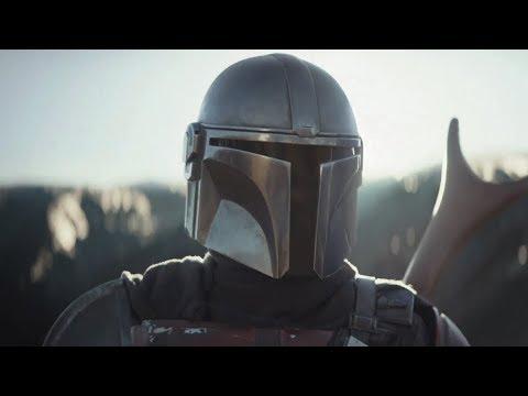 Мандалорец - Последний Трейлер перед выходом 1 серии сериала