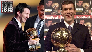 What was the greatest ballon d'or season ever? [messi 2011?]