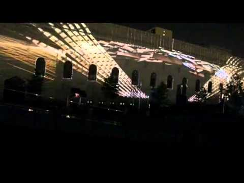 AHA! LIGHTS IN DOWNTOWN CLEVELAND -  WEEK OF GAY GAMES 9 - AUGUST 2014