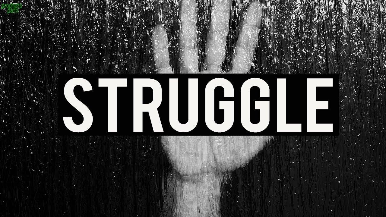 French translation of 'struggle'