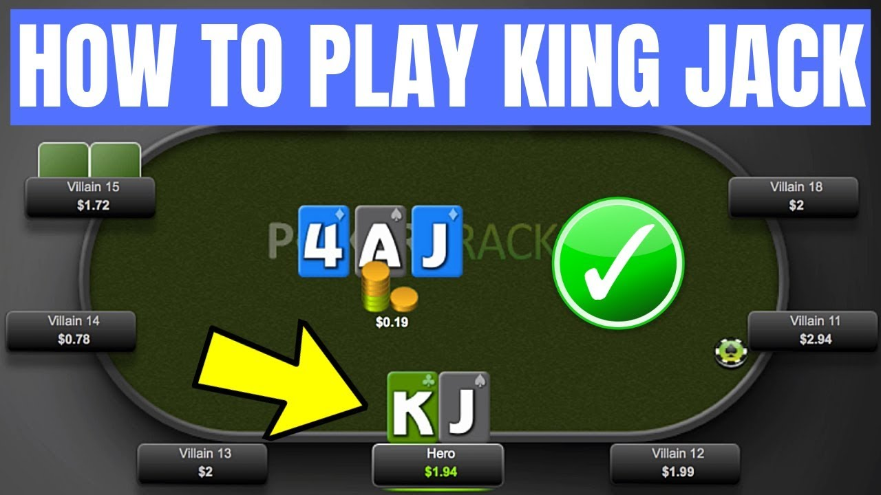 Poker Strategy Advanced