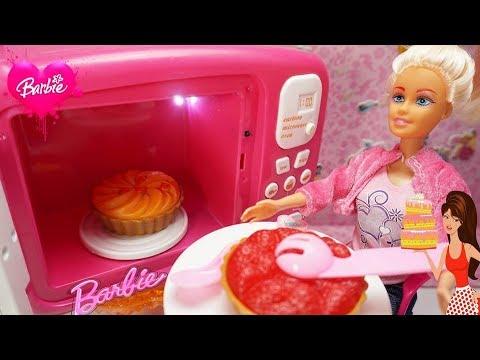 Mini Barbie Doll House Toys À¤¬ À¤° À¤¬ À¤¹ À¤‰à¤¸ Mini Furniture Toys Kids Video Youtube