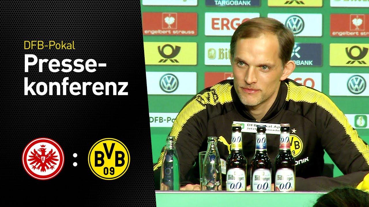 Eintracht Frankfurt Pressekonferenz