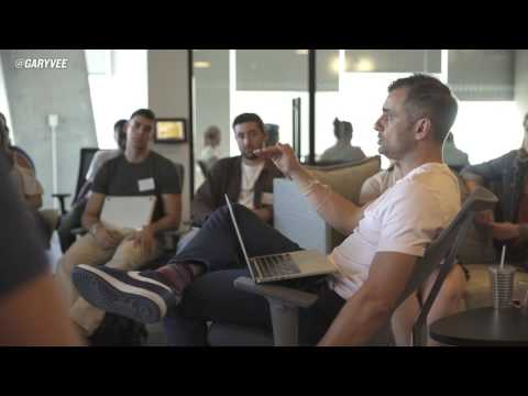Gary Vaynerchuk Summer Intern Fireside Chat | 2016