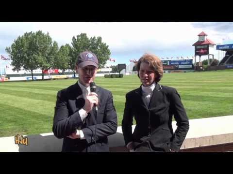 HorseJunkiesUnited.com - McLain Ward and Beezie Madden, Selected for London 2012