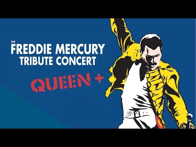 Queen - Freddie Mercury Tribute Concert  - (20/04/1992)