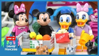 ♥ LEGO Mickey Mouse Clubhouse HOT DOG & GHOST Stories Collection of Stop-Motion Cartoons for Kids